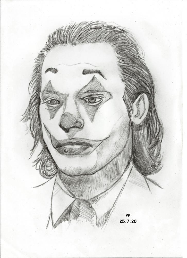 Joker by Patoux